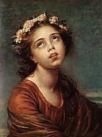 The Daughter-s Portrait, vigeelebrun
