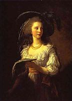 The Duchess de Polignac, 1783, vigeelebrun