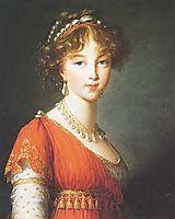 Elisabeth Alexeievna, vigeelebrun