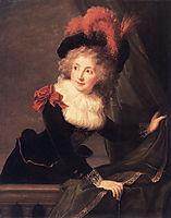 Madame Perregaux, 1789, vigeelebrun