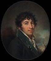 Moritz von Fries, c.1796, vigeelebrun