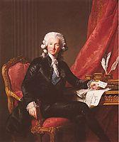 Portrait of Charles Alexandre de Calonne , 1784, vigeelebrun