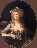 Portrait of Madame Grand, 1783, vigeelebrun