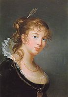Princess Louise of Prussia , 1801, vigeelebrun