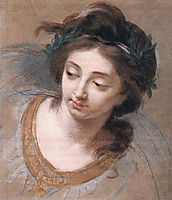 Woman-s Head, 1780, vigeelebrun