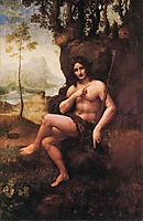 Bacchus, 1510-1515, vinci