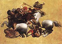 Battle of Anghiari, 1503-1505, vinci