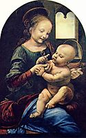 Benois Madonna, 1478-1482, vinci