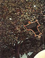 Ceiling decoration, 1496-1498, vinci