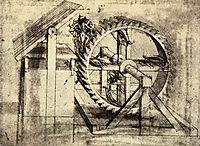 Crossbow Machine, c.1481, vinci