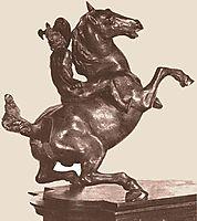 Equestrian Statue, 1516-1519, vinci