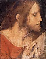Head of St. James the Less, vinci