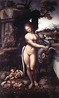 Leda, 1508-1515, vinci