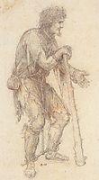Masquerader in the guise of a Prisoner.jpg, c.1517, vinci