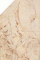 Matched Couple, c.1490, vinci