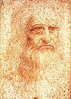 Self Portrait, 1512, vinci