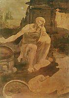 St. Jerome, c.1480, vinci