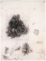 Study for the , c.1507, vinci