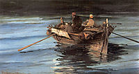 Fishing boat, volanakis