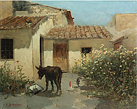 In the garden , volanakis