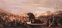 Festival in Munich, 1876, volanakis