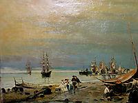 Seascape, volanakis