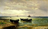 The Beach, volkov