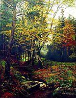 Creek in the Woods, volkov