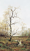 In Forest after Spring, 1877, volkov