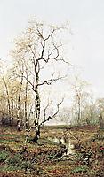 In Forest after Spring, 1877, volkov