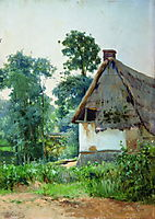 Landscape with an Abandoned House, 1897, volkov