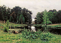 Landscape with a Pond, volkov