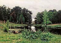 Landscape with a Pond, volkov