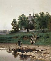Near the Monastery, volkov