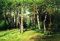 Noon in the Woods, volkov