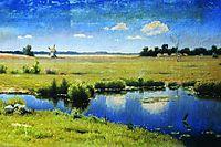 River in Ukraine, volkov
