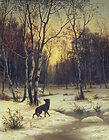 Winter Landscape, volkov
