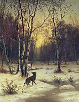 Winter Landscape, volkov