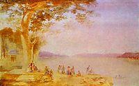 Oriental Landscape, 1821, vorobiev