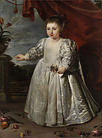 Portrait of the artist-s daughter, vos