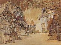 The Alexander Sloboda, vrubel