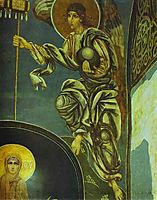 Angel with Labara, 1884, vrubel