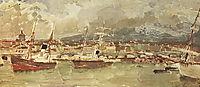 Catania. Sicily., 1894, vrubel
