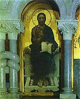 Christ, 1885, vrubel