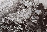 Dress, c.1901, vrubel