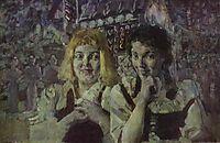 Hansel and Gretel, 1896, vrubel