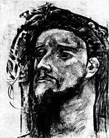 Head of Prophet, 1905, vrubel