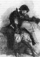 Karibeevich, c.1891, vrubel