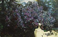 Lilacs, 1901, vrubel