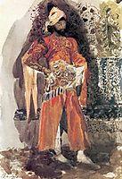 Persian Prince, 1886, vrubel